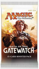 Oath of the Gatewatch Booster Pack (15 cards) - ENGLISH