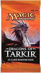 Dragons of Tarkir Booster Pack (15 cards) - ENGLISH