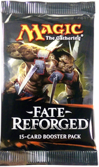 Fate Reforged Booster Pack (15 cards) - ENGLISH