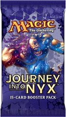 Journey Into Nyx Booster Pack (15 cards) - ENGLISH