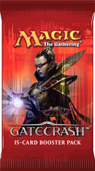 Gatecrash Booster Pack (15 cards) - ENGLISH