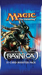 Return to Ravnica Booster Pack (15 cards) - ENGLISH