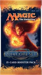 2014 Core Set Booster Pack (15 cards) - ENGLISH