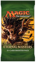 Eternal Masters Booster Pack (15 cards) - ENGLISH