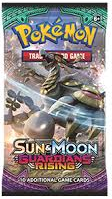 Sun & Moon 2 Guardians Rising Booster Pack