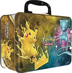 Pokemon Collector's Chest 2017 Pikachu & Mew
