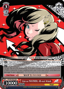 Ann as PANTHER: All-out Attack - P5/S45-052 - RR