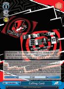 Calling Card - P5/S45-096 - U