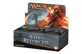 Fate Reforged Booster Box - English
