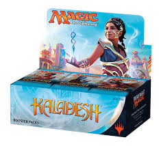 Kaladesh Booster Box - English