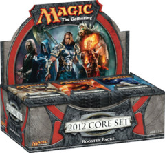 2012 Core Set Booster Box - English