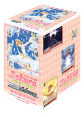 Cardcaptor Sakura Clear Card Booster Box