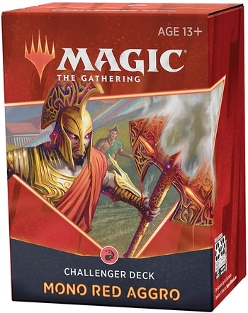 2021 Challenger Deck Mono Red Aggro