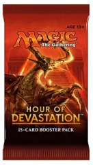 Hour of Devastation Booster Pack (15 cards) - ENGLISH
