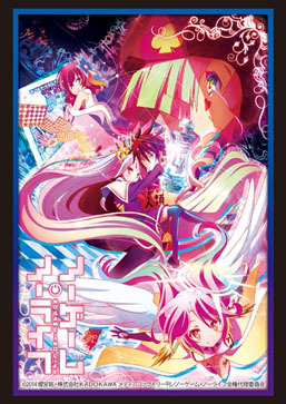 Bushiroad Sleeve Collection High-grade Vol. 1735 No Game No Life Part. 2