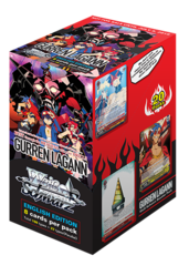 Gurren Lagann Booster Box (ENGLISH)