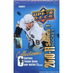 Upper Deck 2010-11 Series One Hobby Box French