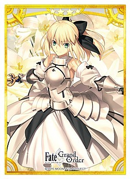 Character Sleeve Fate/Grand Order Saber / Altria Pendragon Lily