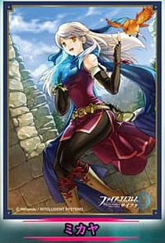 Fire Emblem Cipher Sleeve Collection No. FE31 Micaiah