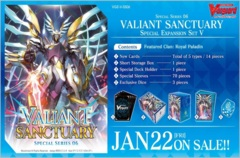 Valiant Sanctuary Set V Special Series