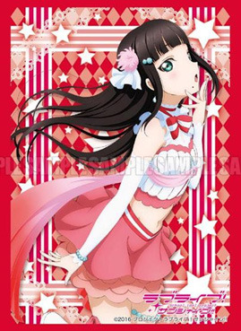 Bushiroad Sleeve Collection High-grade Vol. 1152 Love Live! Sunshine!! Kurosawa Dia Part. 3