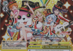BD/EN-W03-026S SR The Magic Smiles