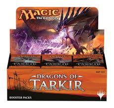 Dragons of Tarkir Booster Box - English