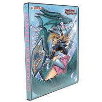 Dark Magician Girl The Dragon Knight 9-Pocket Duelist Portfolio