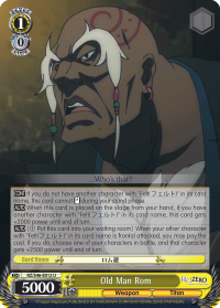 RZ/S46-E012 U  Old Man Rom