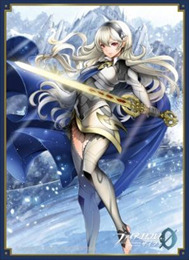 Fire Emblem Cipher Matte Card Sleeve Kamui (Female) No. FE76