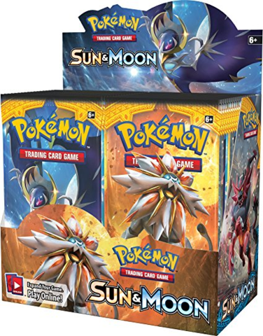 Sun & Moon 1 Booster Box