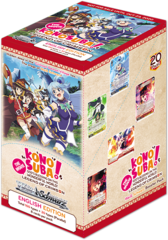 Konosuba Legend of the Crimson Booster Box (English Edition)