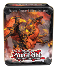 Blaster, Dragon Ruler of Inferno Tin