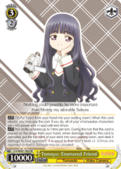 CCS/WX01-004 RR  Tomoyo: Enamored Friend