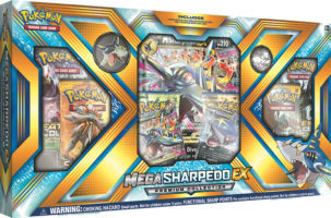 Mega Sharpedo EX Premium Collection