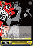 P5/S45-017 C Protagonist as JOKER: Lurking in the Dark
