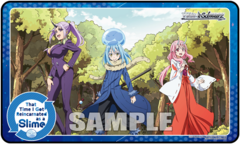 Weiss Schwarz That Time I Get Reincarnated as a Slime Playmat (Case Exclusive)