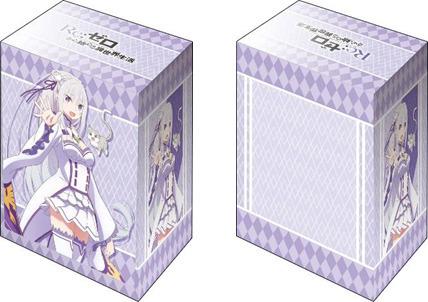 Bushiroad Deck Holder Collection V2 Vol. 435 Re:Zero kara Hajimeru Isekai Seikatsu Emilia Part. 2