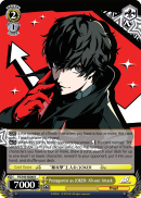 P5/S45-006 R Protagonist as JOKER: All-out Attack