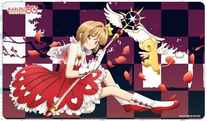 Character Rubber Mat Cardcaptor Sakura: Clear Card Arc B ENR-030