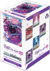 Fate/Stay Night Heaven's Feel Vol. 2 Booster Box (English Edition)