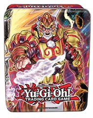 Brotherhood of the Fire Fist, Tiger King Mega Tin