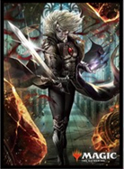 MAGIC: The Gathering Players Card Sleeve WAR of the Spark Sorin, Vengeful Bloodlord MTGS-096