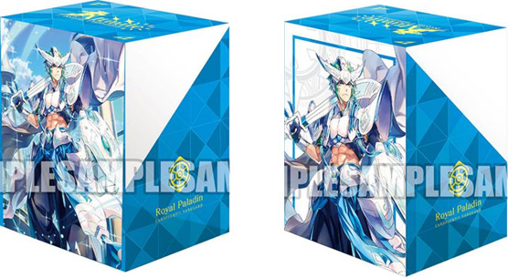Bushiroad Deck Holder Collection V2 Vol. 1016 Card Fight!! Vanguard Blue Sky Knight, Altmile