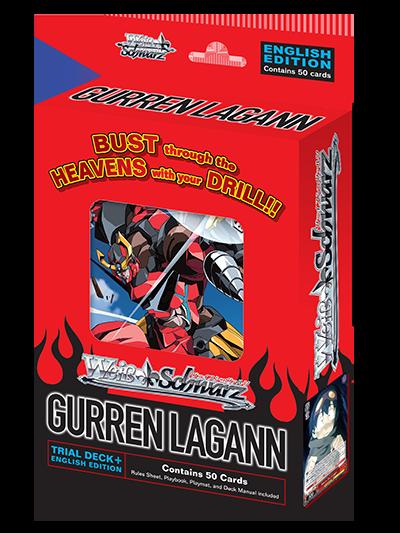 Gurren Lagann Trial Deck Plus (ENGLISH)