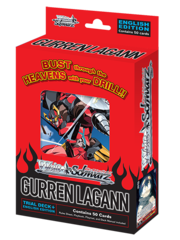 Gurren Lagann Trial Deck Plus (ENGLISH) -Preorder
