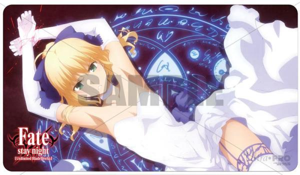 Ultra Pro PLAYMAT Fate Stay Night Wedding Dress