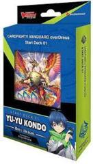 VGE-D-SD01 Yu-Yu Kondo Start Deck 01