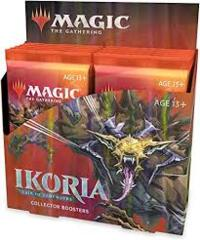Ikoria Collector Boosters (12 Packs) (ENGLISH)
