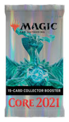 2021 Core Set Collector Booster Pack